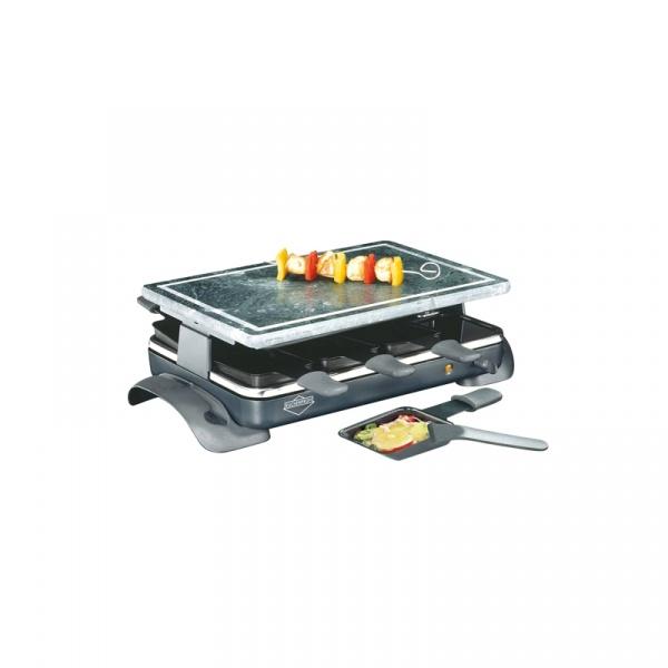Grill stołowy raclette Küchenprofi Hot Stone KU-1740000000
