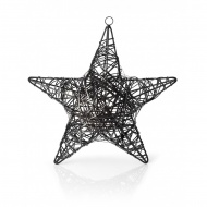 Gwiazda Christo L, czarna