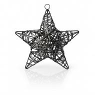 Gwiazda Christo M, czarna
