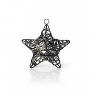 Gwiazda Christo S, czarna