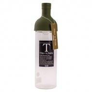 Hario butelka z filtrem Cold Brew Tea - oliwkowa zieleń