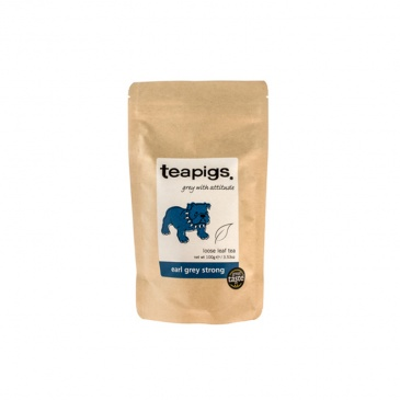 Herbata sypana Earl Grey Strong 100 g teapigs 1026