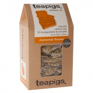 Herbata Teapigs Chamomile Flowers 50 piramidek