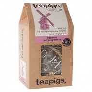 Herbata Teapigs Liquorice & Peppermint 50 piramidek