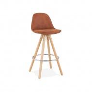 Hoker Kokoon Design Agouti Mini brązowy nogi jasne