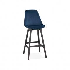 Hoker Kokoon Design Basil niebieski nogi czarne