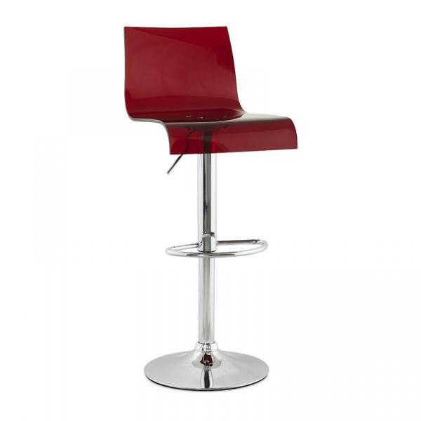 Hoker Plexi Kokoon Design czerwony BS00360RE
