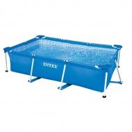 Intex Basen Rectangular Frame, 260 x 160 x 65 cm, 28271NP