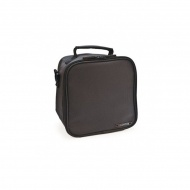 IRIS BASIC torba ze szklanymi lunchboxami, czarna