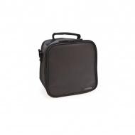 IRIS BASIC torba ze szklanymi lunchboxami, grafitowa