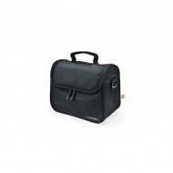 IRIS CASE lunchbag torba termiczna z pojemnikami na żywność, czarna