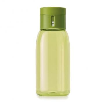 JJ - Butelka na wodę DOT, 400ml, zielona