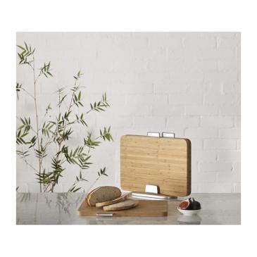 JJ - Zestaw 3 desek bambusowych Index Bamboo