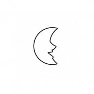 Kaiser - Kształtka księżyc