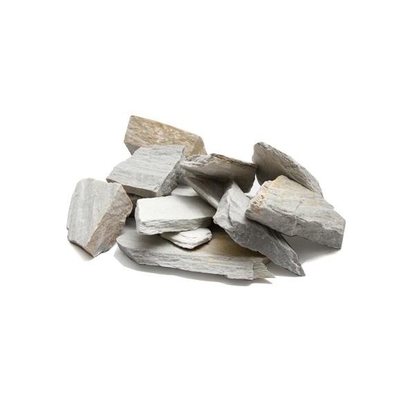 Kamienie ozdobne do biokominków 1 kg EcoFire jasne GM-001