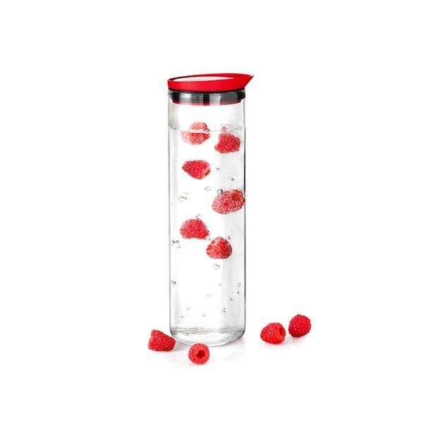 Karafka 1 l Blomus Fontana czerwona 63506