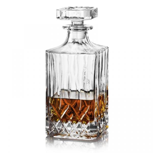 Karafka szklana do whisky 0,7 L Aida Harvey A80327
