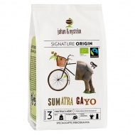Kawa ziarnista Sumatra Gayo Mountain Fairtrade 250 g Johan & Nyström
