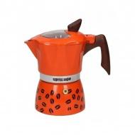 Kawiarka 2TZ Gat Coffee Show pomarańczowa