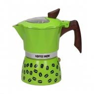 Kawiarka 2TZ Gat Coffee Show zielona
