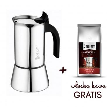 Kawiarka 4TZ Bialetti Venus + kawa gratis