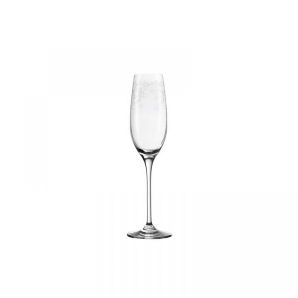 Kieliszek do szampana 0,13 l Leonardo Chateau przezroczysty 061590