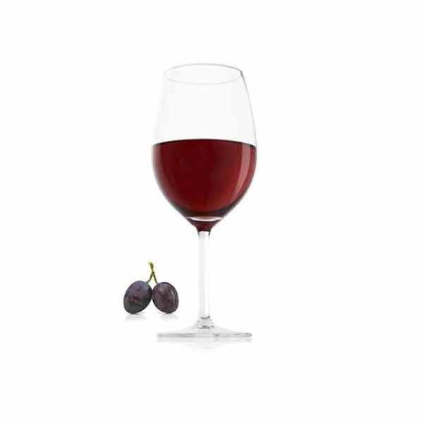 Kieliszki do czerwonego wina Vacu Vin 2 szt. VV-7649160