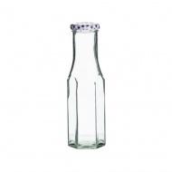 KIL -Butelka heksagonalna 250 ml.Twist Top Bottles