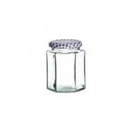 KIL - Słoik heksagonalny 280 ml., Twist Top Jars