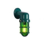 Kinkiet 18x25 cm Miloo Home Factory zielony