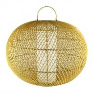 Klosz do lampy wiszącej Flora 60x45cm