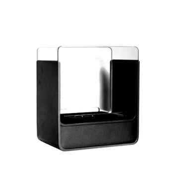 Kominek dekoracyjny Kamin Maxx Mini - czarny