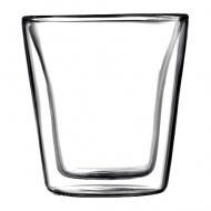 Komplet 2 szt. szklanek izolowanych 0,1 l Bodum Canteen