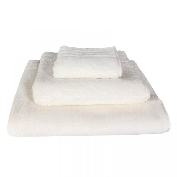 Komplet ręczników 3 szt. Kleine Wolke Exlusive ecru KW-30032082