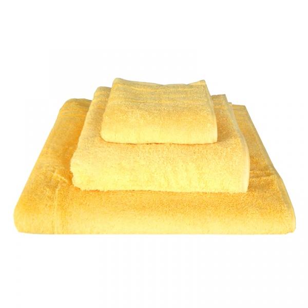 Komplet ręczników 3 szt. Kleine Wolke Exlusive żółte KW-30035672