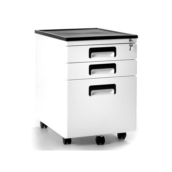 Kontener biurowy UNIQUE biały 324-W