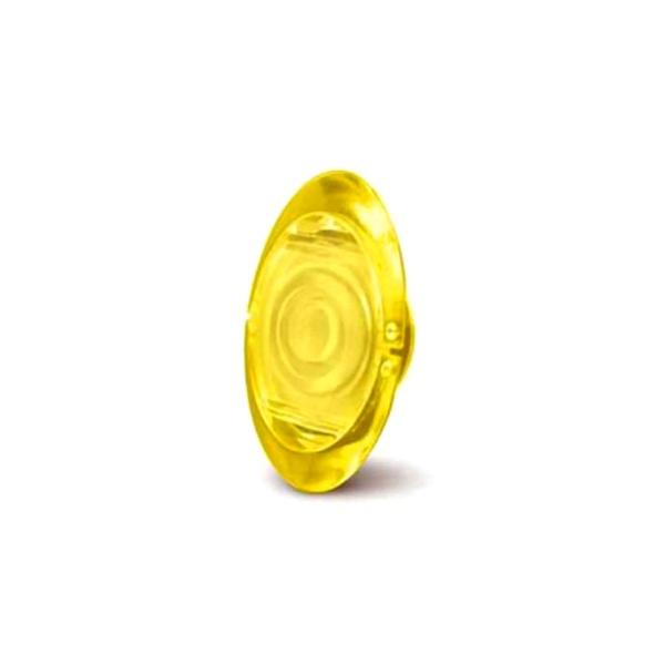 Korek do szampana Ad Hoc Handy żółty A-FV11