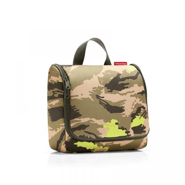 Kosmetyczka Reisenthel Toiletbag camouflage RWH5034