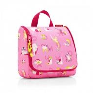Kosmetyczka toiletbag kids abc friends pink