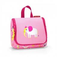 Kosmetyczka toiletbag S kids abc friends pink
