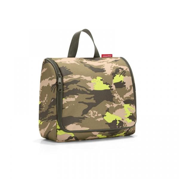 Kosmetyczka XL Reisenthel Toiletbag camouflage WO5034