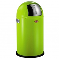 Kosz 22 l Wesco PushBoy zielony