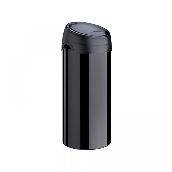 Kosz na śmieci Meliconi SOFT-TOUCH 40L czarny 14001253106BB