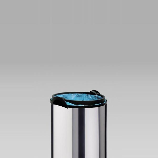 Kosz na śmieci Meliconi SOFT-TOUCH 60L kremowy 14000503006BD