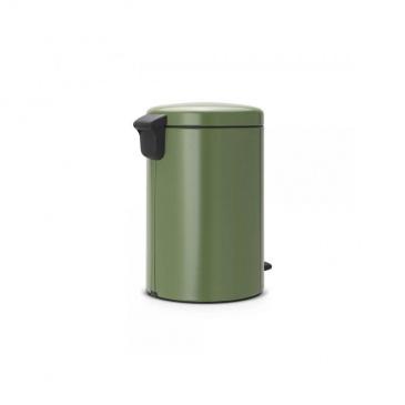 Kosz pedałowy newIcon 20 L zielony wolnoopadająca pokrywa - Brabantia