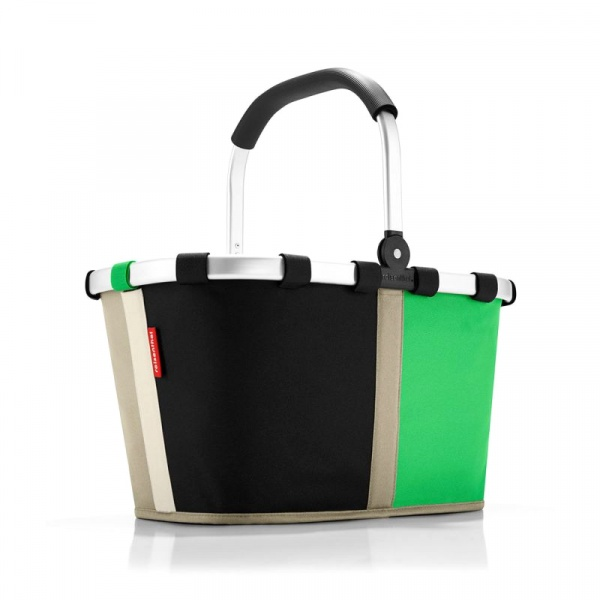 Kosz piknikowy Reisenthel Carrybag patchwork green RBK5032