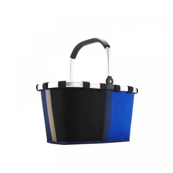 Kosz piknikowy Reisenthel Carrybag patchwork royal blue BK4036