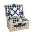 Kosz piknikowy z wyposażeniem dla 2 osób Cilio Arolo