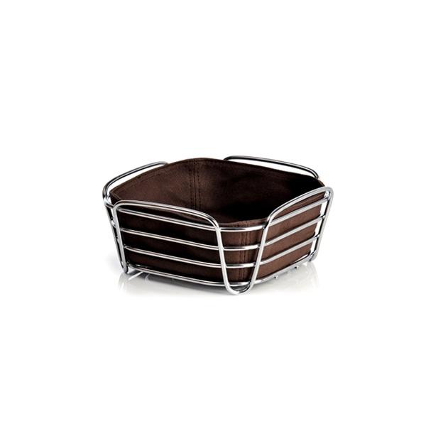 Koszyk na pieczywo Blomus Delara brązowy 63545