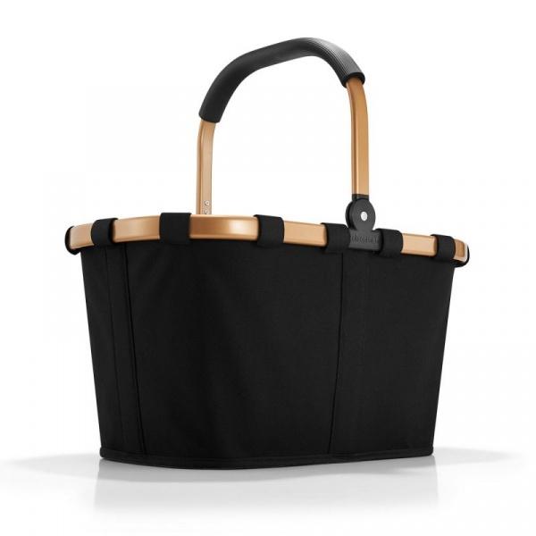 Koszyk na zakupy Reinsenthel czarny BK7041